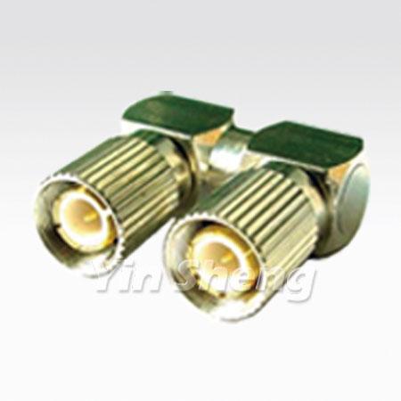 "1.6/5.6 ""U"" Link Adapter, Plug to Plug - 1.6/5.6 ""U"" Link Adapter, Plug to Plug"