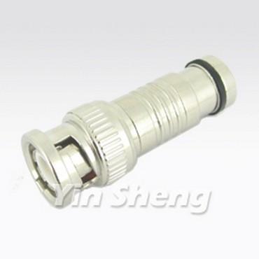 HD-SDI BNC Plug Compression Type