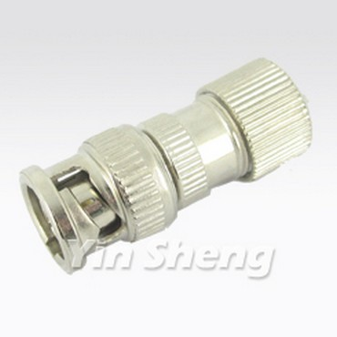 BNC Plug Screw Type 50ohm