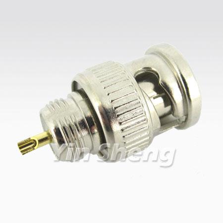BNC Plug Solder for Molded