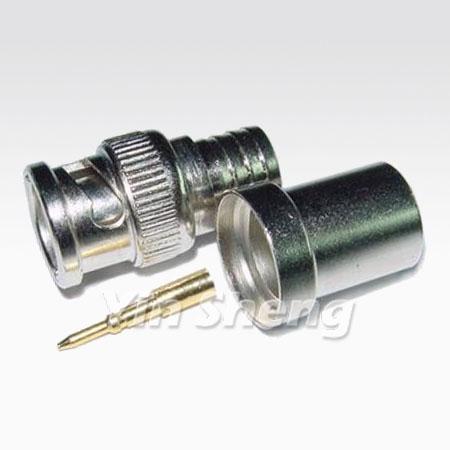 BNC Plug Crimp (3 PCS)