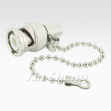 BNC Plug Terminators (Chain)