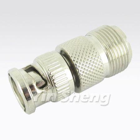BNC Plug To UHF Jack Adapter - BNC Plug To UHF Jack Adapter