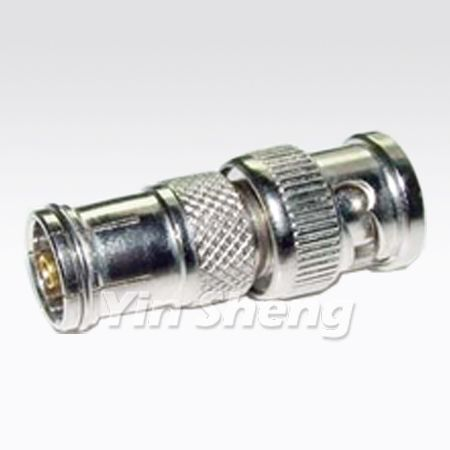 BNC Plug To PAL Jack Adapter - BNC Plug To PAL Jack Adapter