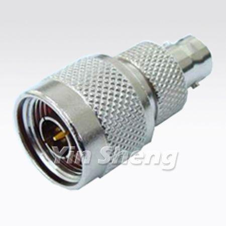 BNC Jack To N Plug Adapter - BNC Jack To N Plug Adapter