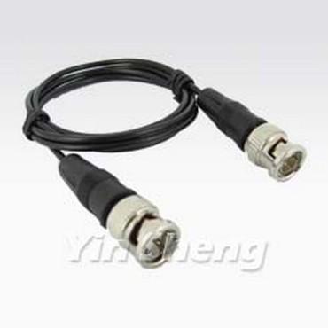 BNC Plug To BNC Plug, 75ohm - BNC Plug To BNC Plug, 75ohm
