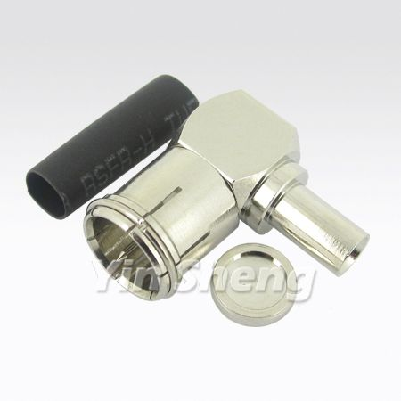 F Quick Plug Raight Angle Crimp for 1.7C2V Cable