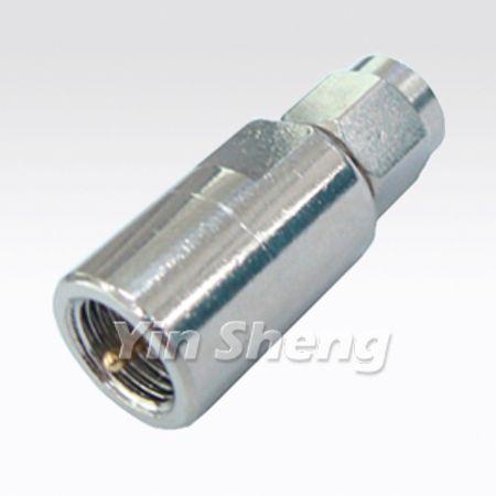 FME Plug To SMA Plug Adapter