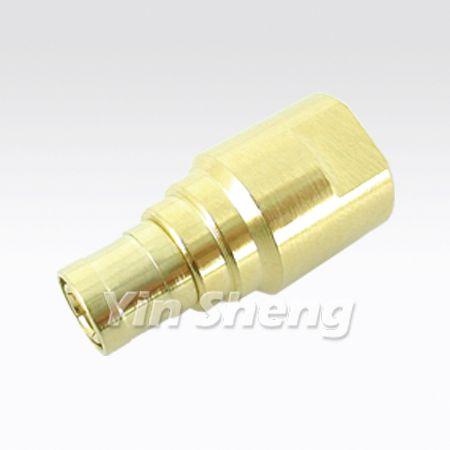 FME Plug To SMB Plug Adapter