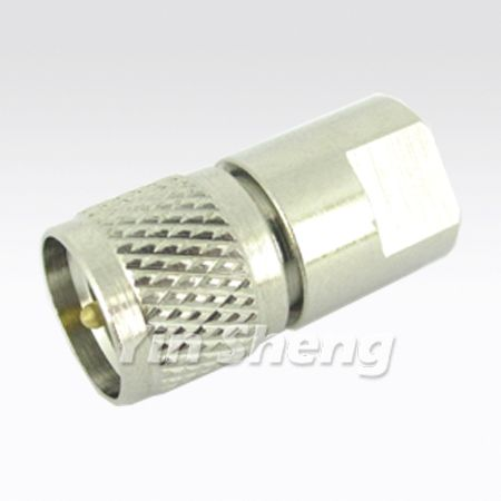 FME Plug to Mini UHF Plug Адаптер