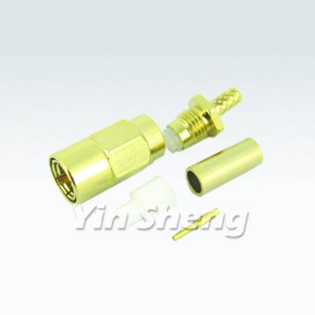 STD SMZ(BT43) Plug(Jack Pin) Crimp (Φ10.1mm) - STD SMZ(BT43) Plug(Jack Pin) Crimp (Φ10.1mm)