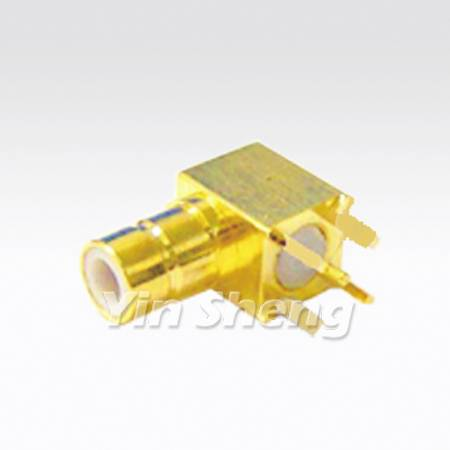 STD SMZ(BT43) Jack(Plug Pin) Right Angle PCB Receptacle - STD SMZ(BT43) Jack(Plug Pin) Right Angle PCB Receptacle