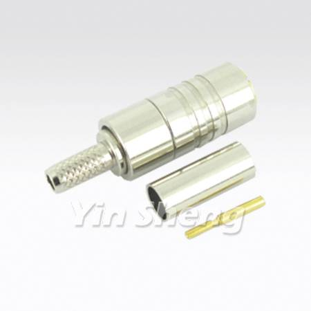 UHDC SMZ(BT43) lock crimp plug for BT3002 cable (Φ8.5mm) - UHDC SMZ(BT43) lock crimp plug for BT3002 cable (Φ8.5mm)
