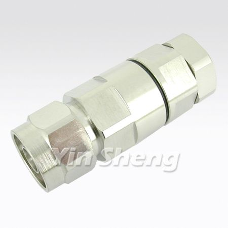 """N Plug Clamp for 1/2"""" SuperFlex Cable"""