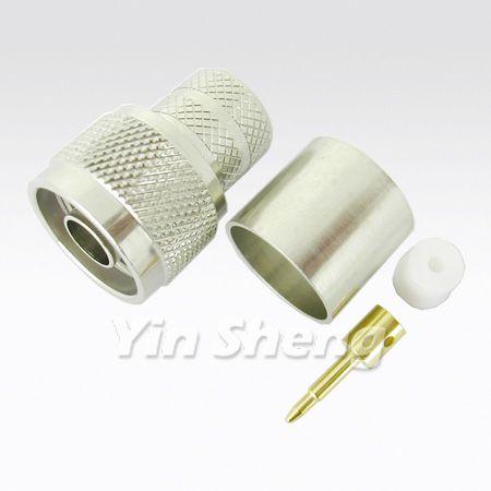 N Plug Crimp for LMR600 Cable