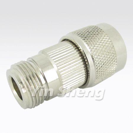 N Jack To N Plug Adapter - N Jack To N Plug Adapter