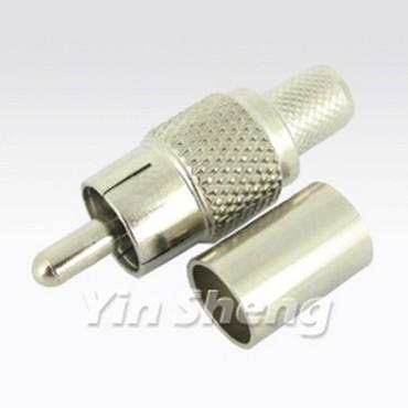 RCA Plug Crimp