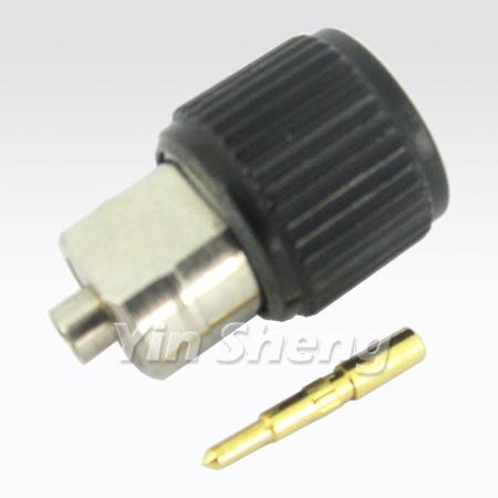 SMA Plug Straight for RG178U - SMA Plug Straight for RG178U