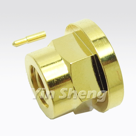 Bespoke SMA Plug connector GPS L1/L2 - Bespoke SMA Plug connector GPS L1/L2