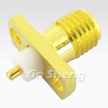 High Performance SMA Connector - SMA connector is the most popular RF connector in the industry