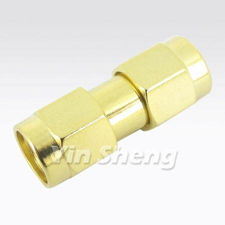 SMA Double Plug Adapter - SMA Double Plug Adapter