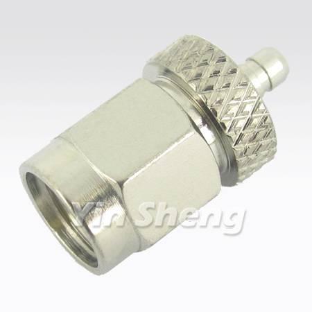 SMA Plug to TS9 Jack Adapter - SMA Plug to TS9 Jack Adapter