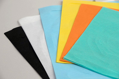 Customized Non-woven Fabric Carry Bags