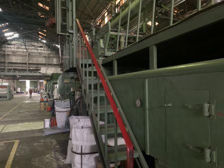 PU coating Oven equipment