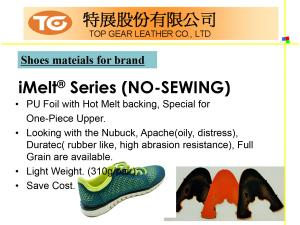 Shoes Series PU Synthetic Leather Introduction P05