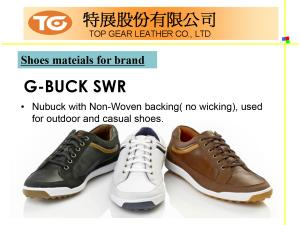 Shoes Series PU Synthetic Leather Introduction P11