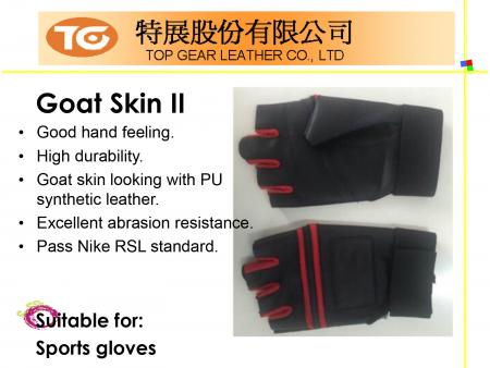 TG Gloves Series PU Synthetic Leather Introduction P04