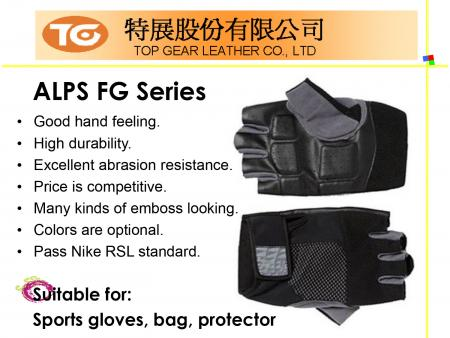 TG Gloves Series PU Synthetic Leather Introduction P06