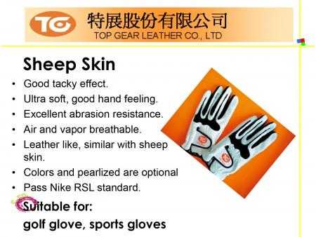 TG Gloves Series PU Synthetic Leather Introduction P08