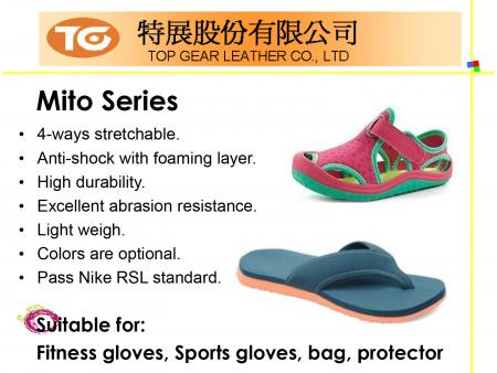TG Gloves Series PU Synthetic Leather Introduction P09
