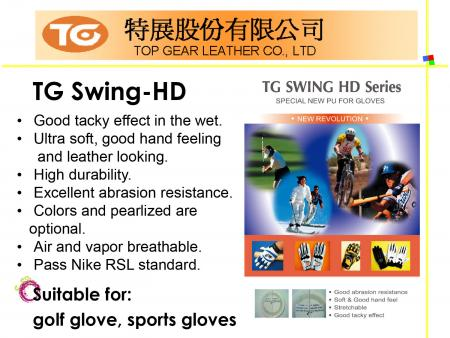 TG Gloves Series PU Synthetic Leather Introduction P10