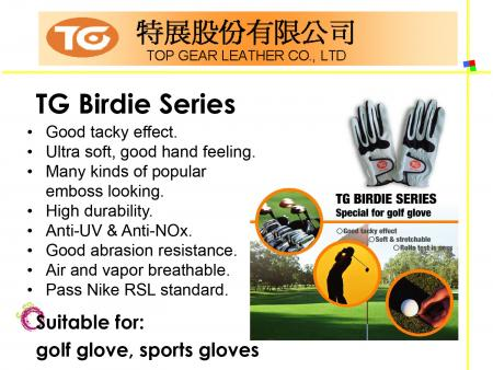 TG Gloves Series PU Synthetic Leather Introduction P11