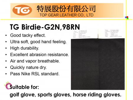 TG Gloves Series PU Synthetic Leather Introduction P12