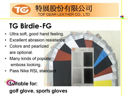 TG Gloves Series PU Synthetic Leather Introduction P13