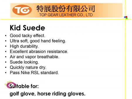TG Gloves Series PU Synthetic Leather Introduction P14