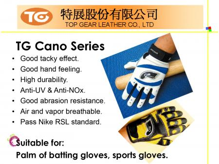 TG Gloves Series PU Synthetic Leather Introduction P16