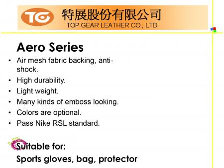 TG Gloves Series PU Synthetic Leather Introduction P17