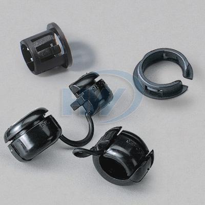 电源线扣、开口式护线环、洗衣机电源线扣、电缆螺丝夹、卡式塞头、欧规护线环