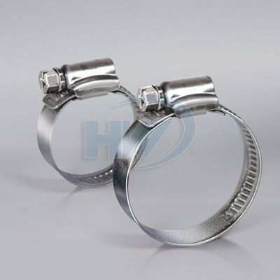 German Type Stainless Steel Hose Clamps