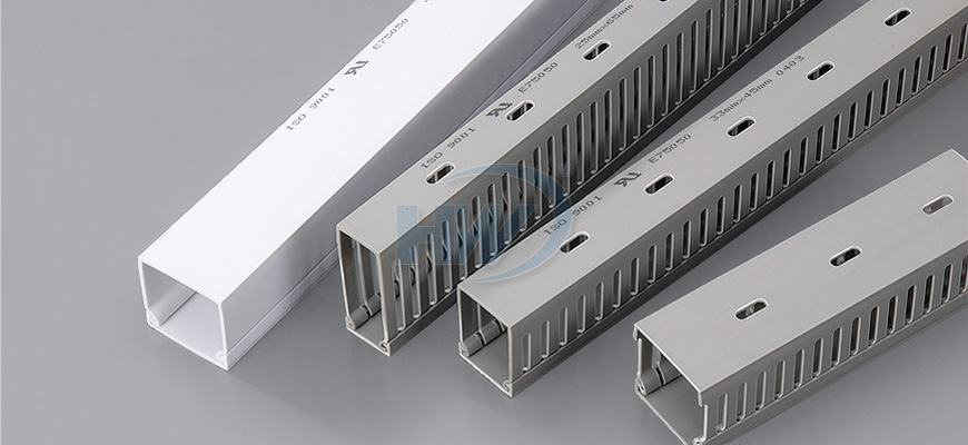Solid and Slotted Wire Ducts - GW