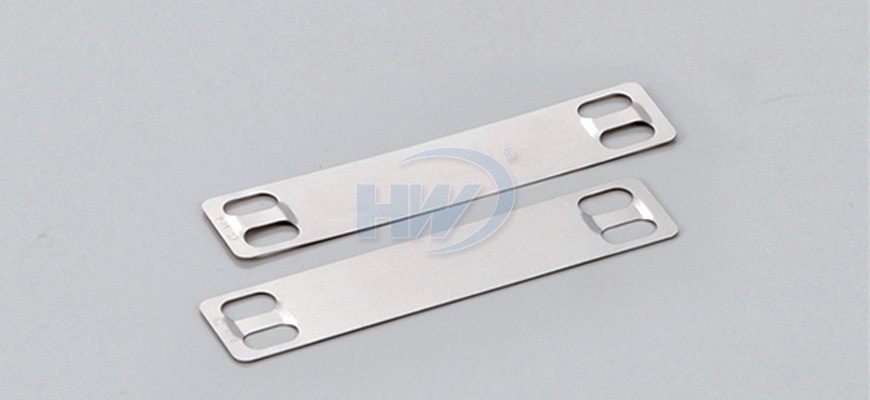 Stainless Steel Marker Plates