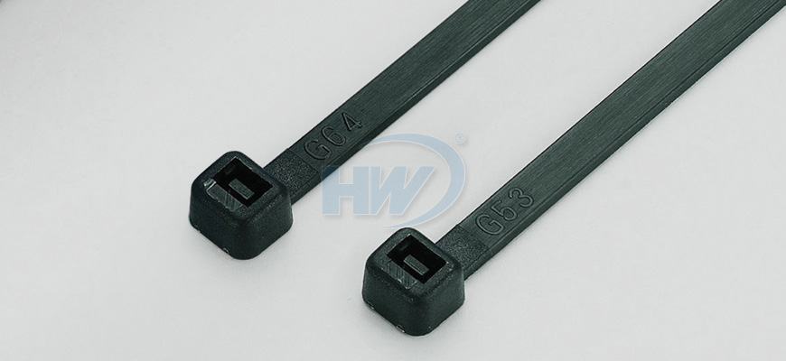 Standard Cable Ties - Heat Stabilized