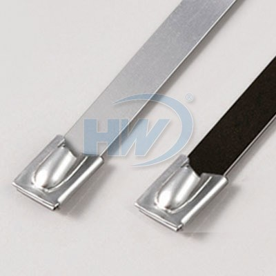 Stainless Steel Ball-Lock Cable Ties - Stainless Steel Ball-Lock Cable Ties