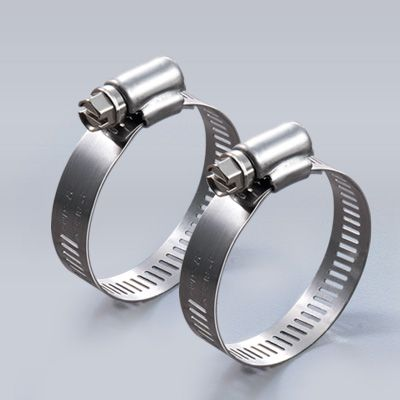 American Type Hose Clamps - American Type Stainless Steel Hose Clamps