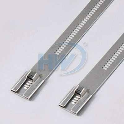 Stainless Steel Ladder Type Cable Ties - Ladder Type