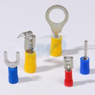 端子 - 冷壓端子、中接管、壓接端子、PVC絕緣端子